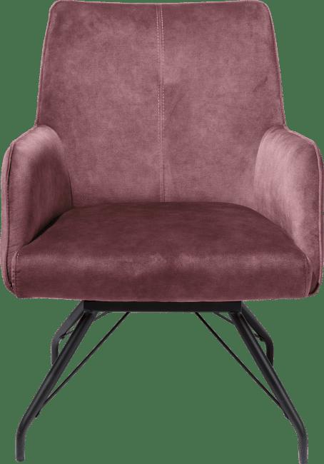 XOOON - Oona - Scandinavisch design - fauteuil - stof karese