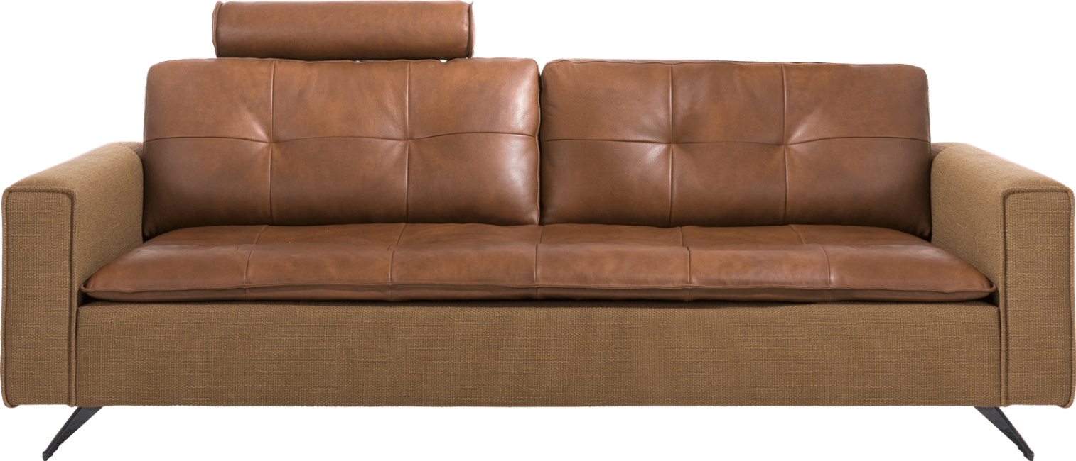 XOOON - Flint - Industrie - Sofas - 2.5-sitzer - 160 cm