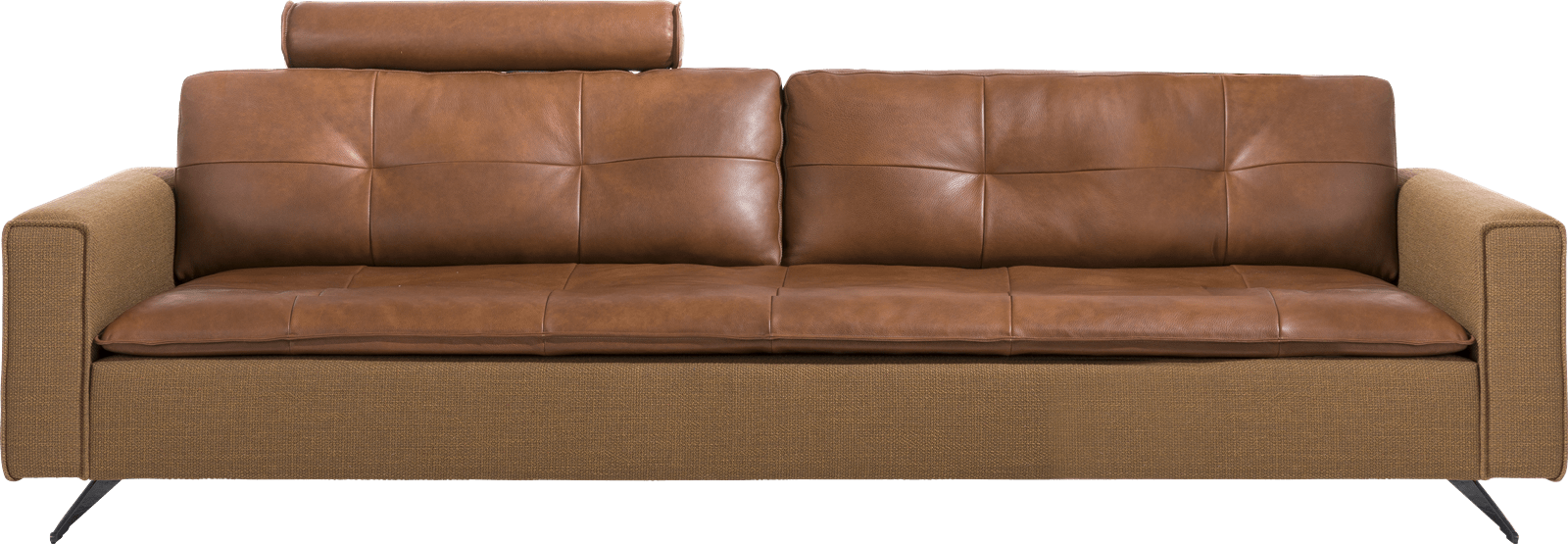 XOOON - Flint - Industrie - Sofas - 3.5-sitzer - 210 cm
