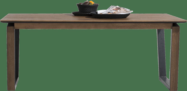 Henders and Hazel - Livada - Modern - uitschuiftafel 190 (+ 80) x 100 cm