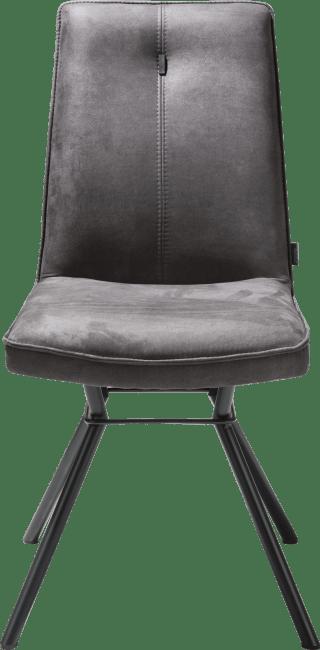XOOON - Olav - Industriel - chaise 4-pied