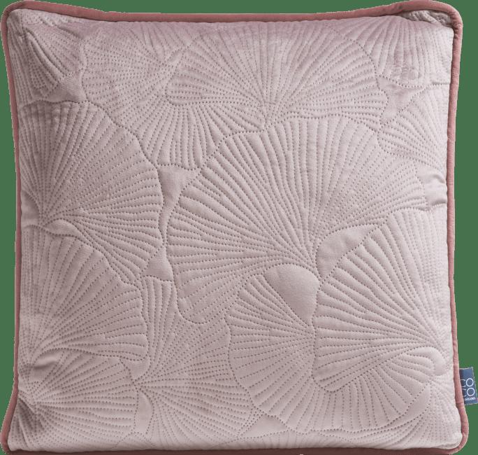 XOOON - Coco Maison - cushion ginkgo 45 x 45 cm