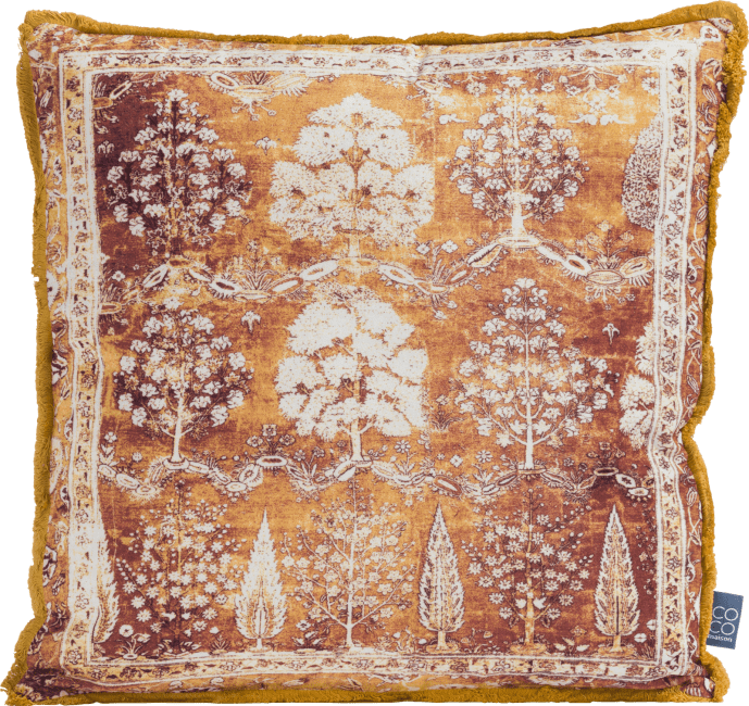 XOOON - Coco Maison - cushion trees 45 x 45 cm