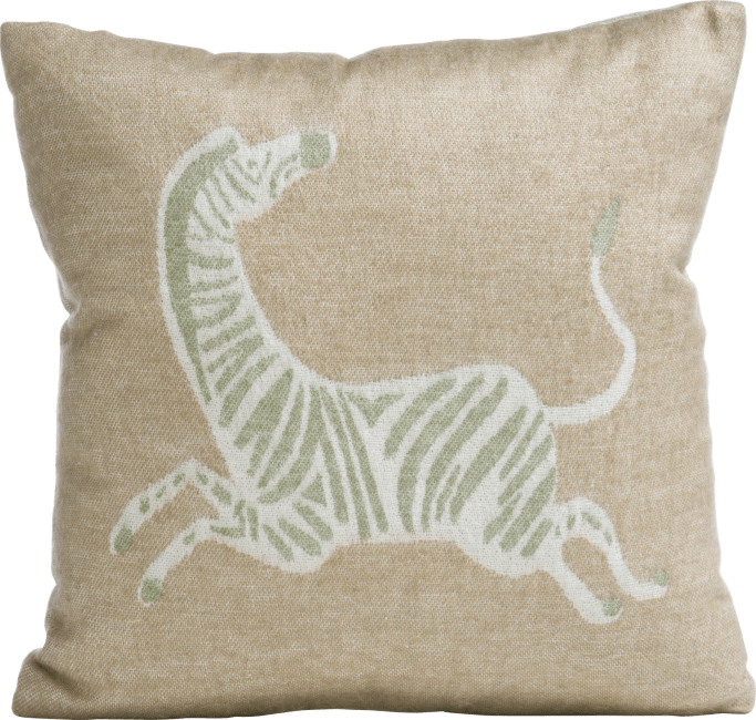 XOOON - Coco Maison - zebra cushion 45x45cm