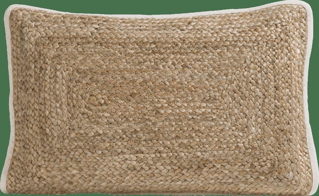 XOOON - Coco Maison - cushion jute 40 x 60 cm