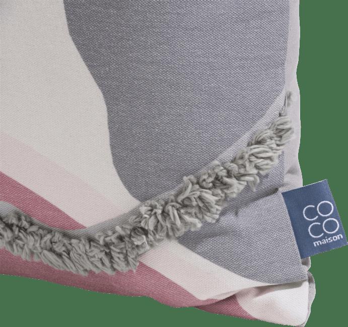 XOOON - Coco Maison - cushion geo 30 x 50 cm