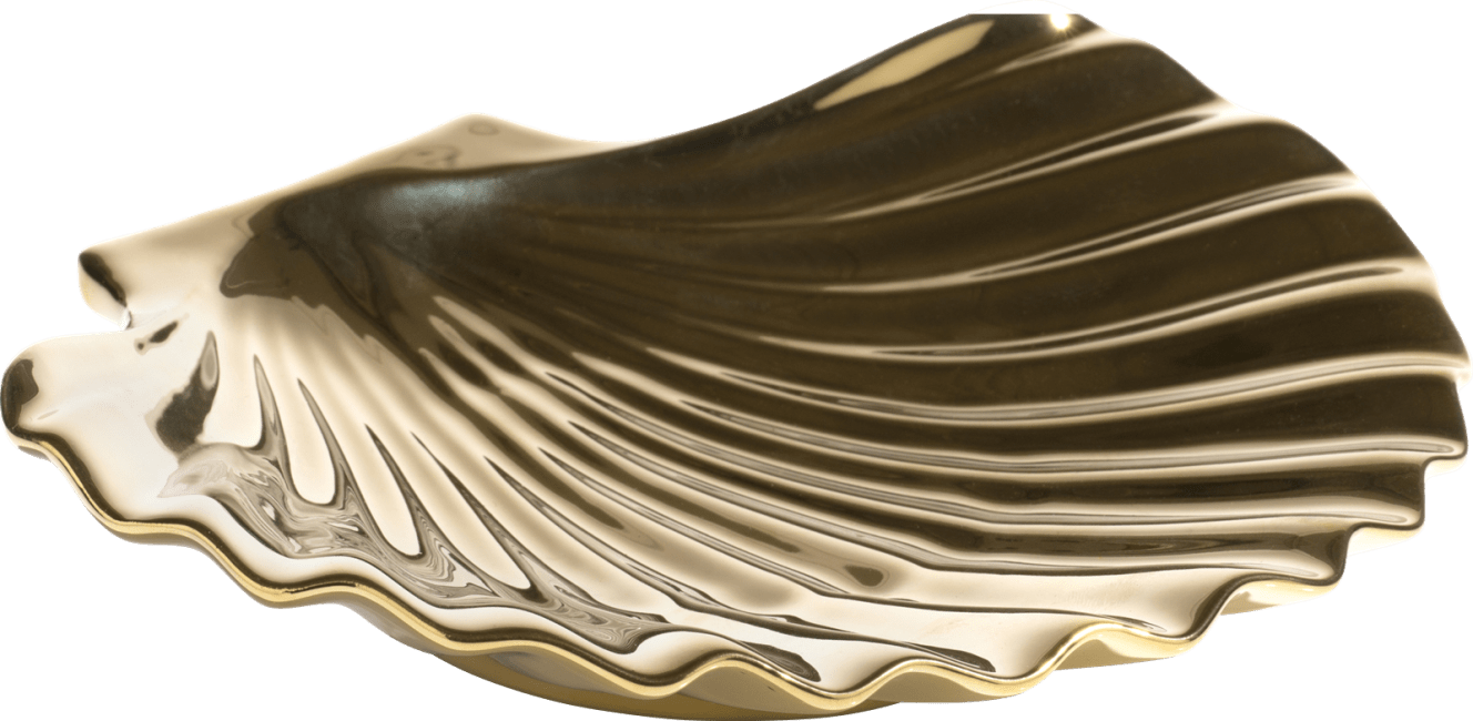 XOOON - Coco Maison - shell bowl 18x16cm