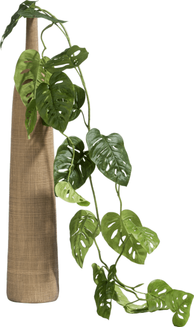 Happy@Home - Coco Maison - monstera monkey kunstplant h120cm