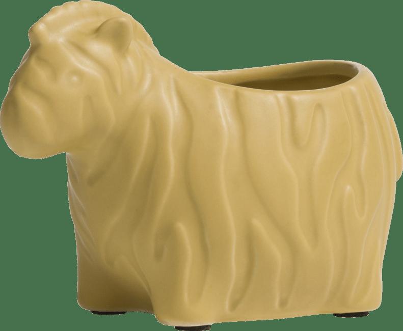 XOOON - Coco Maison - zebra pot h14cm