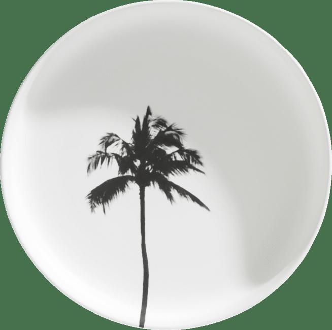 XOOON - Coco Maison - palm tray d30cm