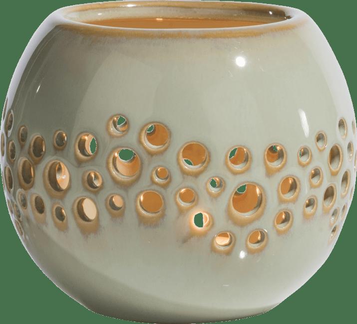 XOOON - Coco Maison - bubbles tealight h9cm