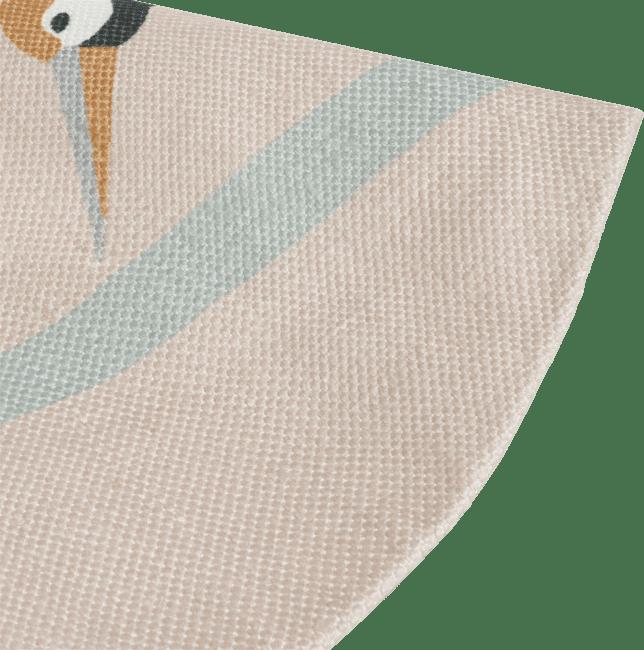 XOOON - Coco Maison - stork rug d150cm