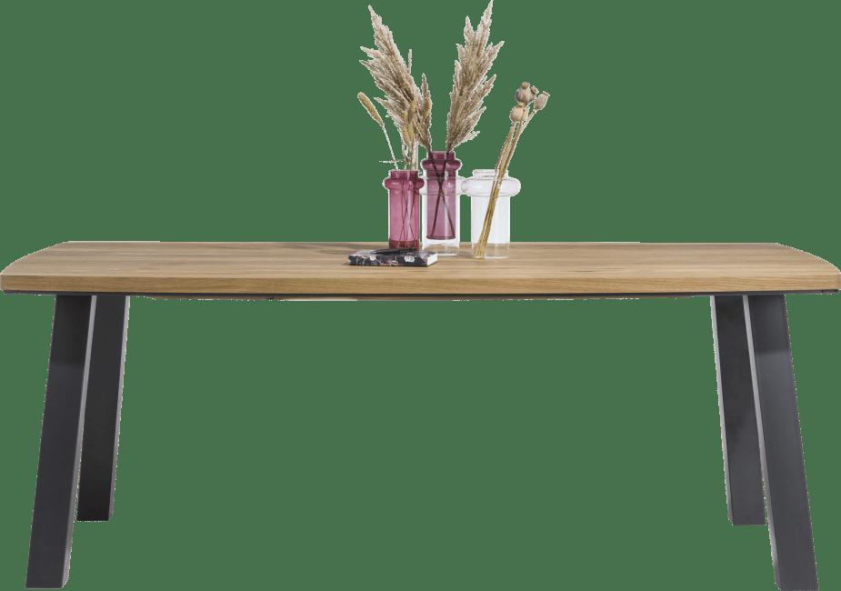 Happy@Home - Arizona - Natuurlijk - eetkamertafel 160 x 105 cm