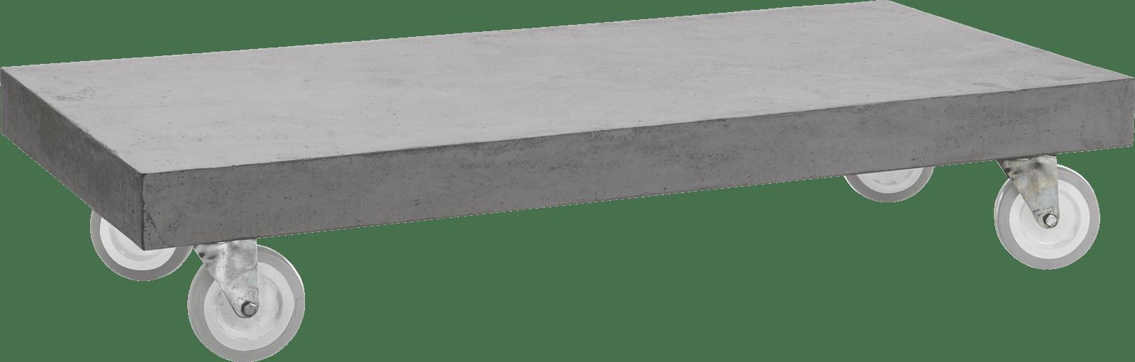 XOOON - Toro - Industriel - table basse 120 x 60 cm