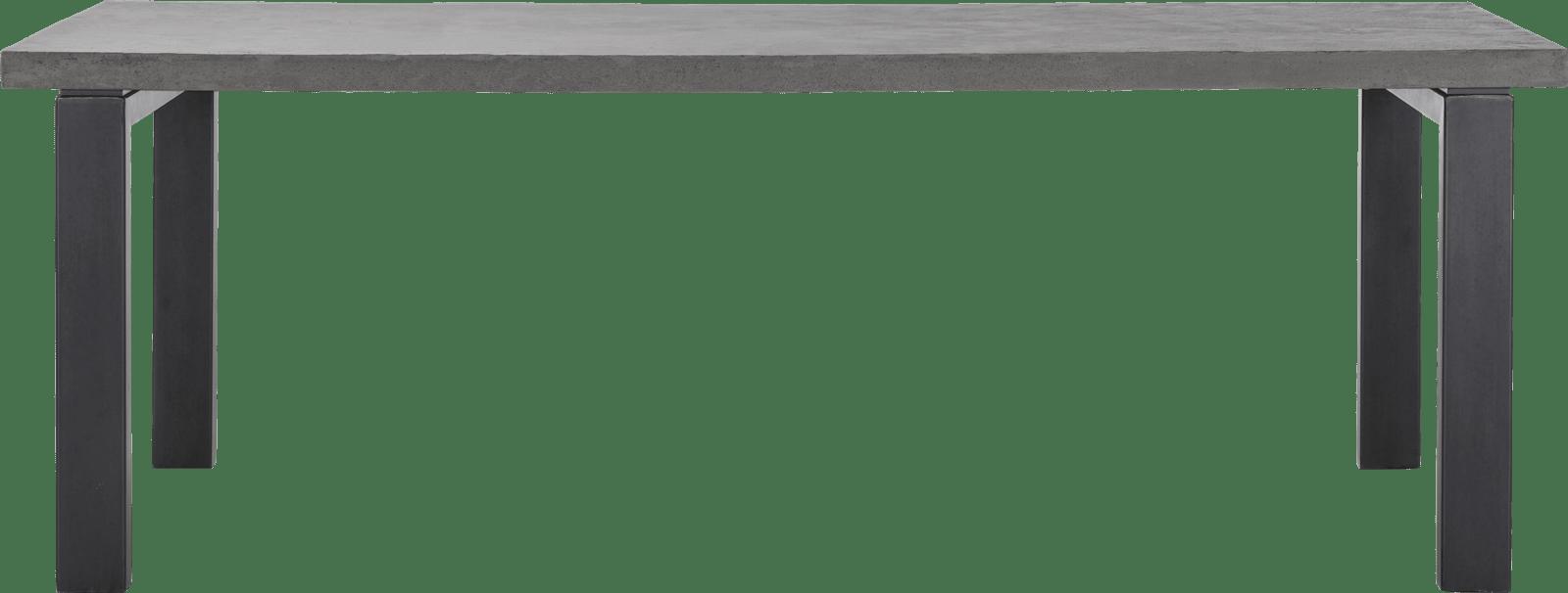 XOOON - Toro - Industriel - table 250 x 90 cm