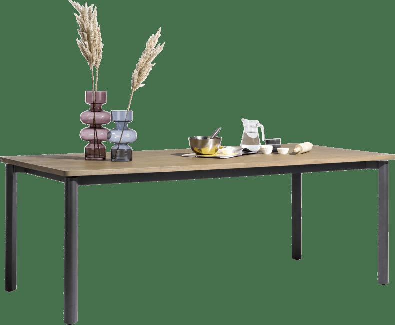 H&H - Shirley - Moderne - table 210 x 100 cm