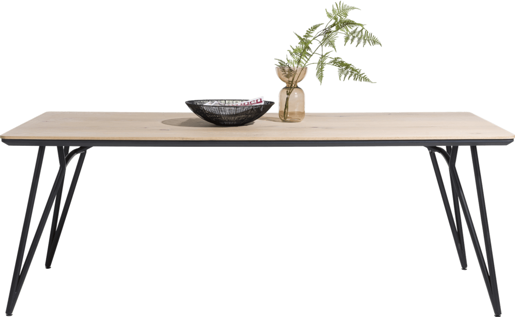 XOOON - Vik - Skandinavisches Design - tisch 210 x 100 cm