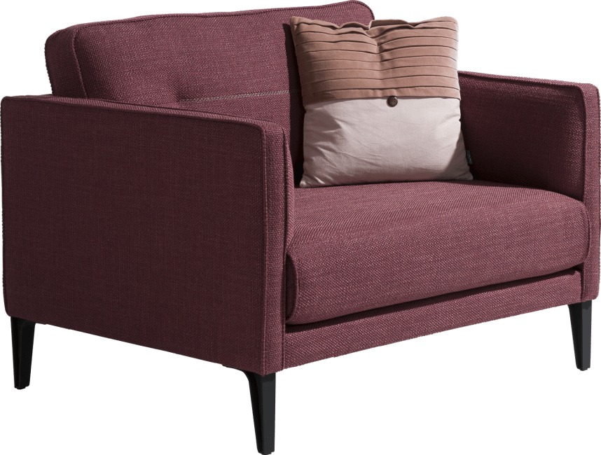 H&H - Cordoba - Industriel - Canapés - loveseat (1.5-places)