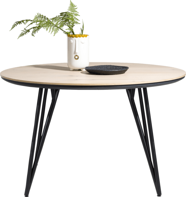 XOOON - Vik - design Scandinave - table ronde 130 cm