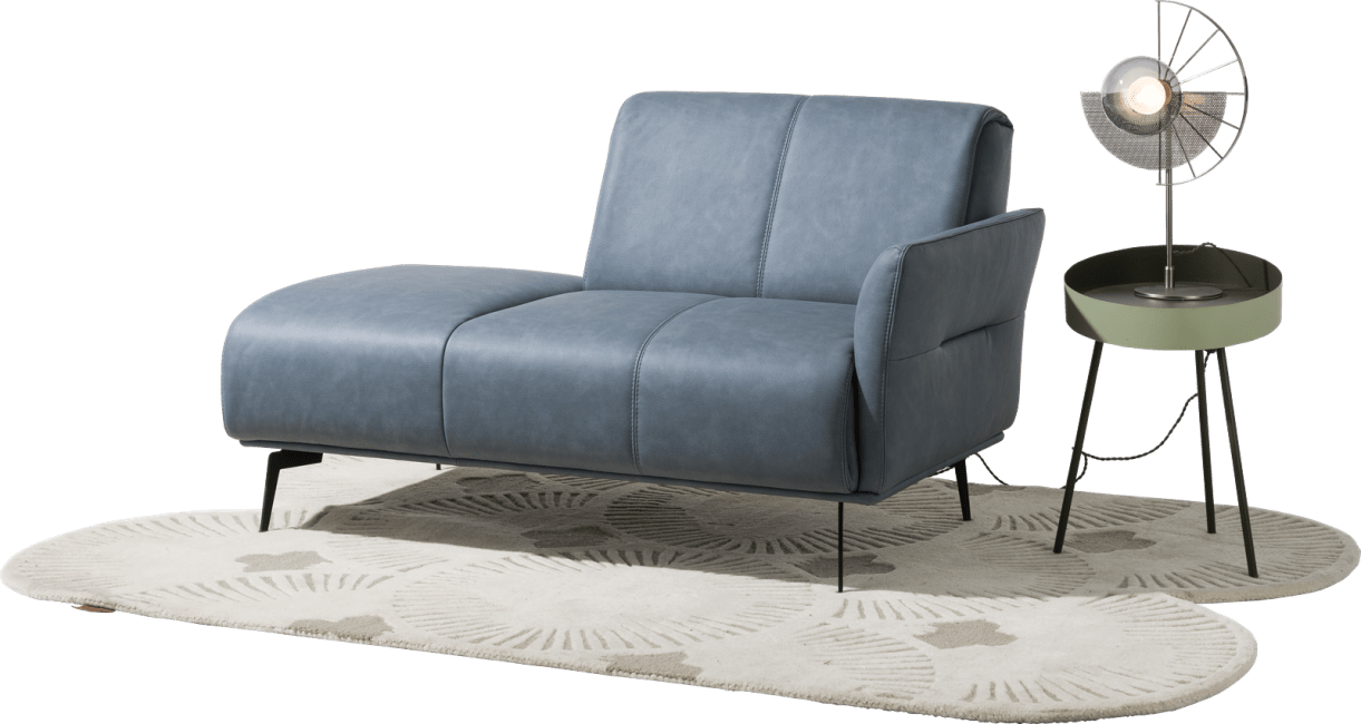 XOOON - Manarola - Minimalistisch design - Salons - divan-element rechts