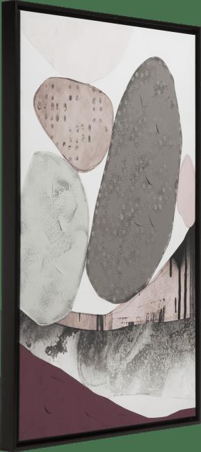 Happy@Home - Coco Maison - cassis schilderij 74x104cm