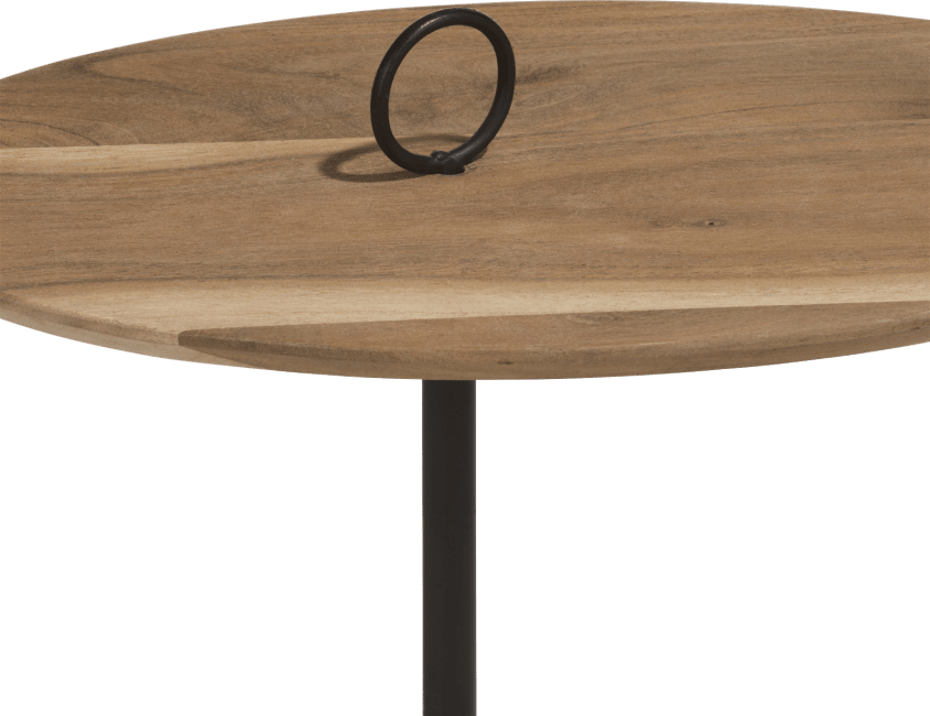 XOOON - Coco Maison - nylah set of 2 side tables h50-40cm