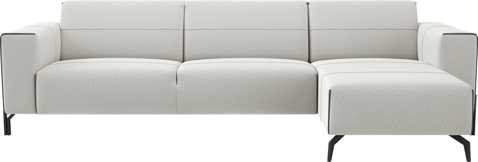 XOOON - Prakan - Sofas - 2 seater arm left - Longchair right