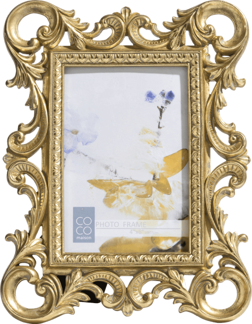 XOOON - Coco Maison - barok photo frame 19x25cm