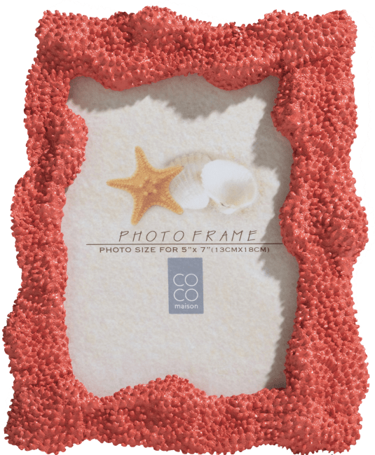 Happy@Home - Coco Maison - fotolijst coral 18 x 23 cm
