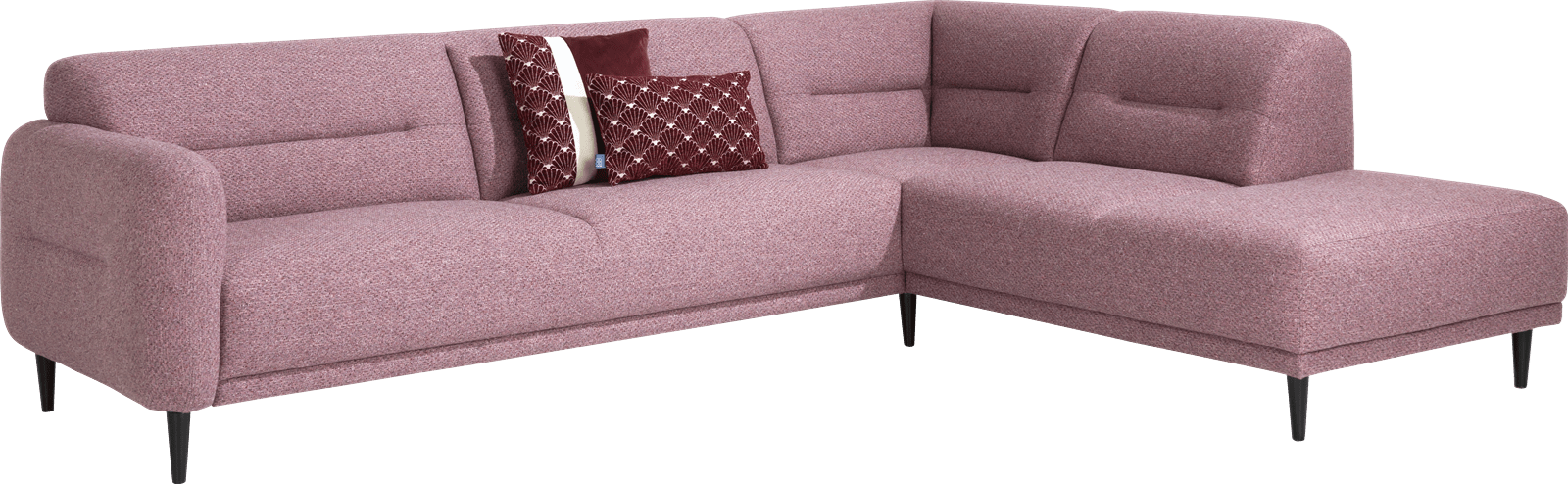 XOOON - Halifax - Skandinavisches Design - Sofas - 2.5-sitzer armlehne links