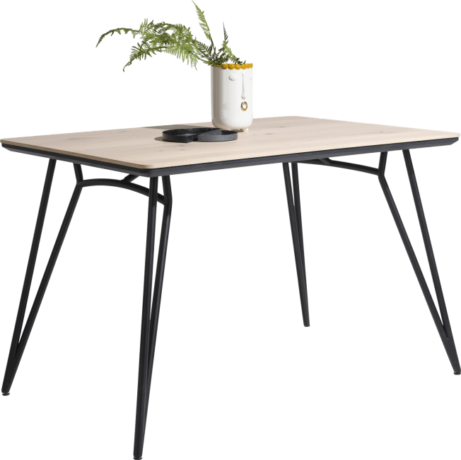 XOOON - Vik - Scandinavisch design - bartafel 160 x 100 cm. (hoogte: 92 cm.)