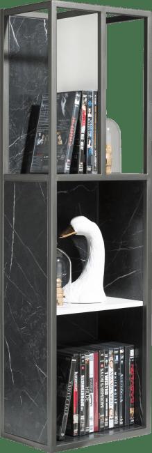 XOOON - Bogota - Minimalistisches Design - wandelement 4-nischen