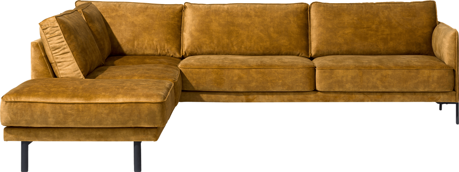 XOOON - Modena - Skandinavisches Design - Sofas - ottomane big - links