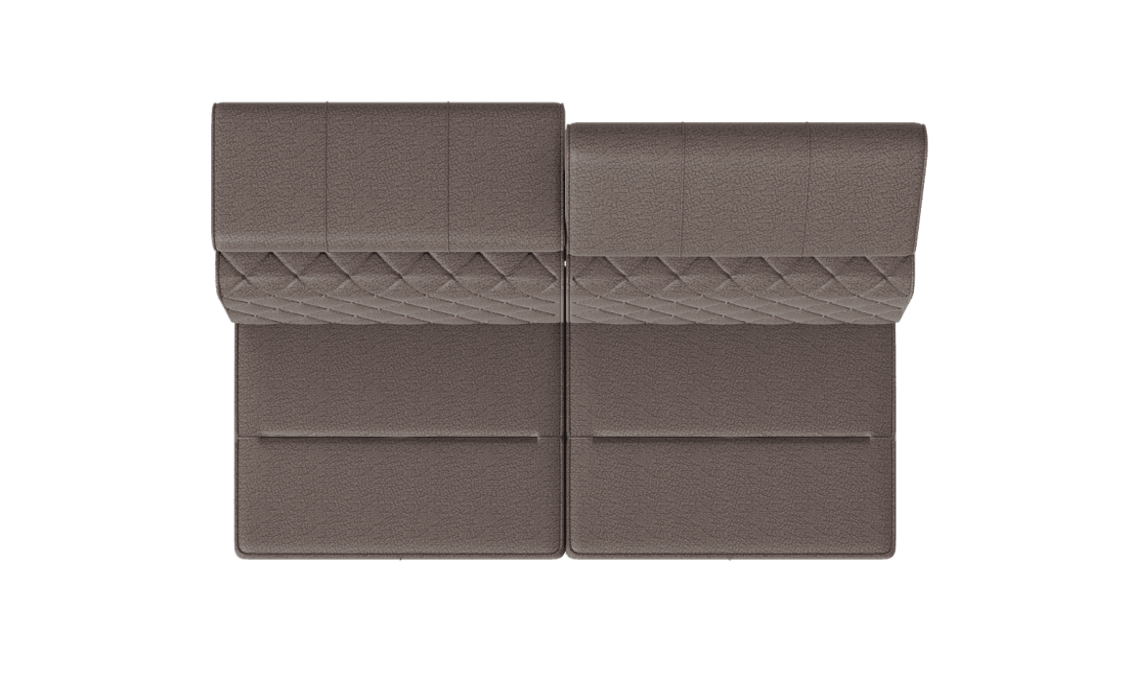 H&H - Busan - Moderne - Canapés - 3-places sans accoudoirs