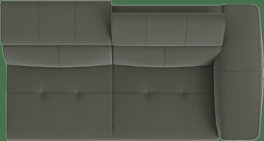 XOOON - Talisman - Scandinavisch design - 2.5-zits arm rechts