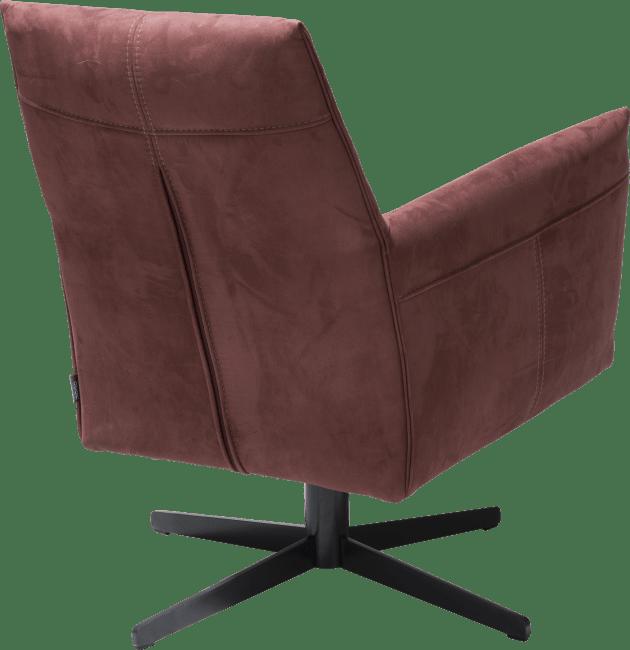 XOOON - Matera - Design minimaliste - fauteuil dossier bas