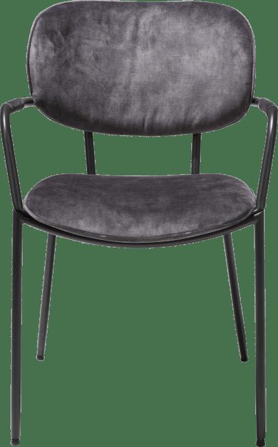 XOOON - Jolie - fauteuil - tissu karese