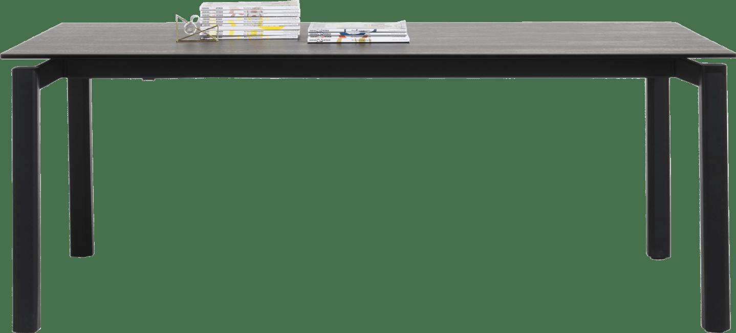 XOOON - Imperial - eetkamertafel 200 x 100 cm