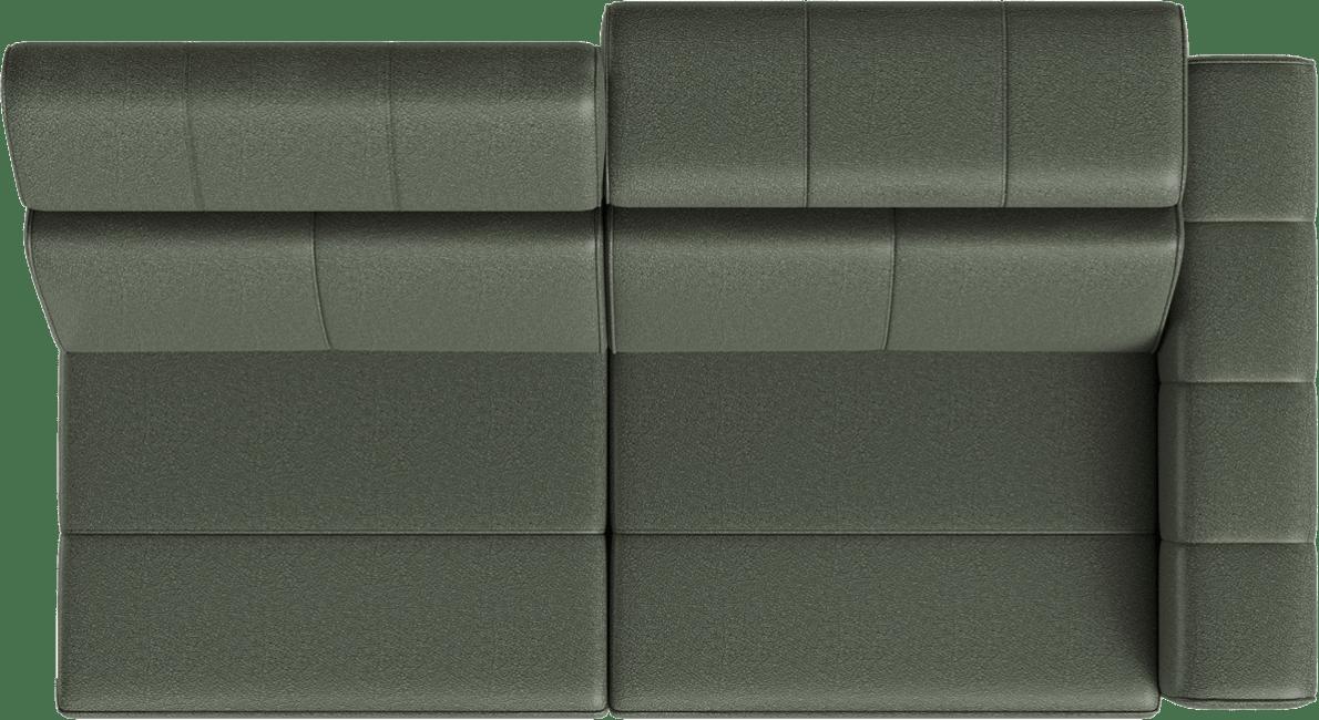 Henders & Hazel - Bari - Industrie - Sofas - 3-zits armlehne rechts