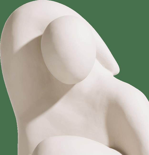 XOOON - Coco Maison - statue liv