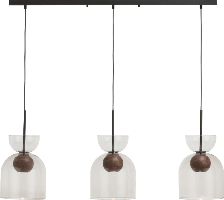 Henders and Hazel - Coco Maison - skylar hanglamp 3*gu10