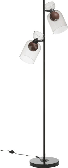 Henders and Hazel - Coco Maison - skylar stehlampe 2*gu10