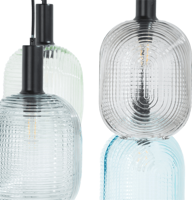 XOOON - Coco Maison - max haengelampe 5*e27