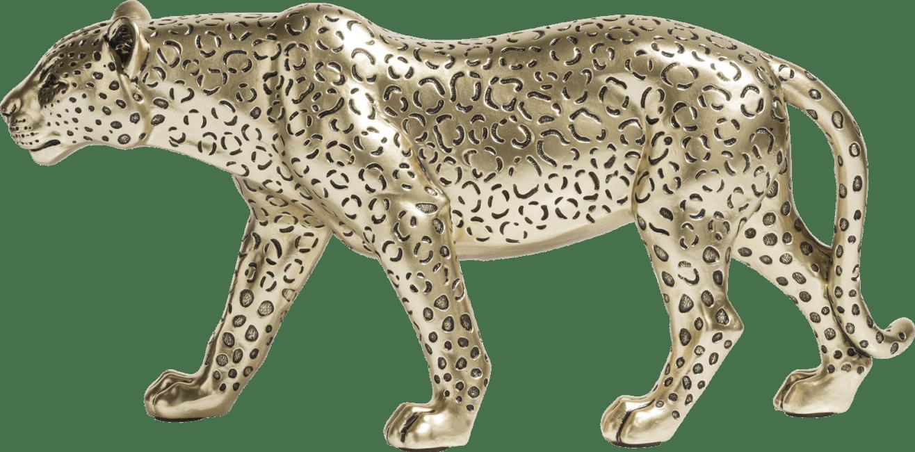 XOOON - Coco Maison - leopard figurine h17cm