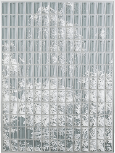 Happy@Home - Coco Maison - chinese temple wandobject 90x120cm
