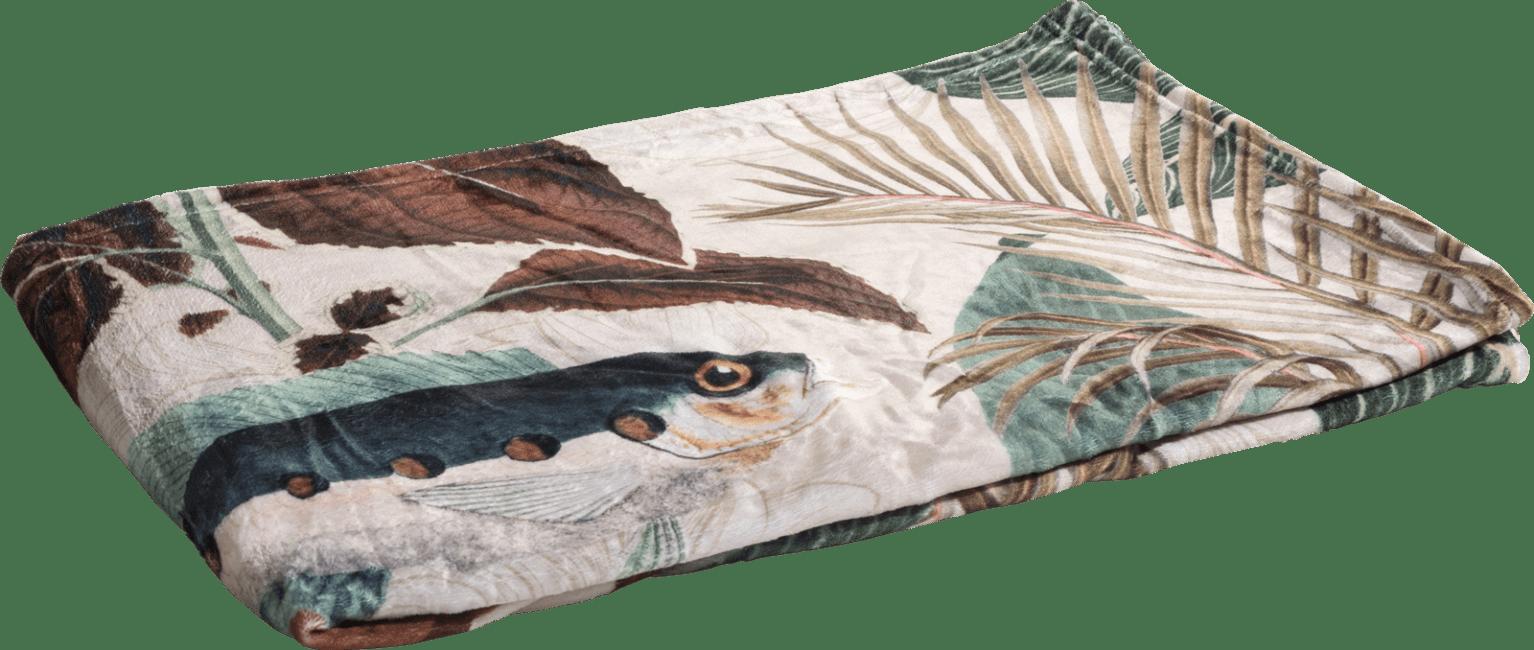 XOOON - Coco Maison - summer jungle throw 130x160cm