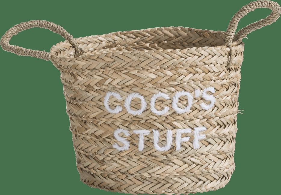 Happy@Home - Coco Maison - coco's stuff mand h25cm