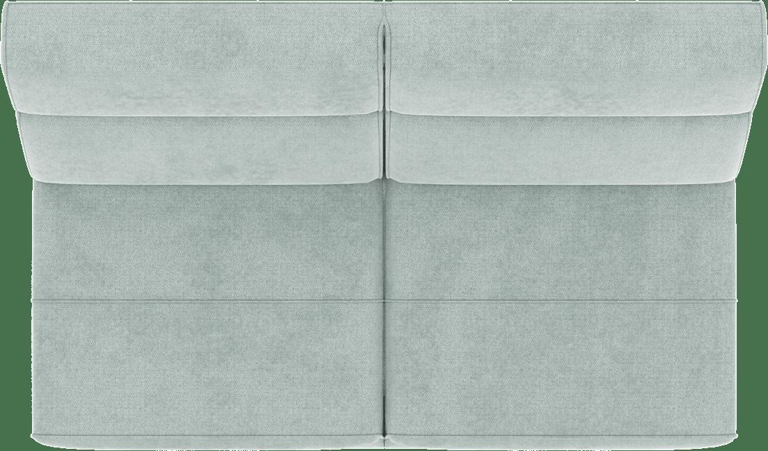 XOOON - Fiskardo - design Scandinave - Toutes les canapés - 2-places sans accoudoirs