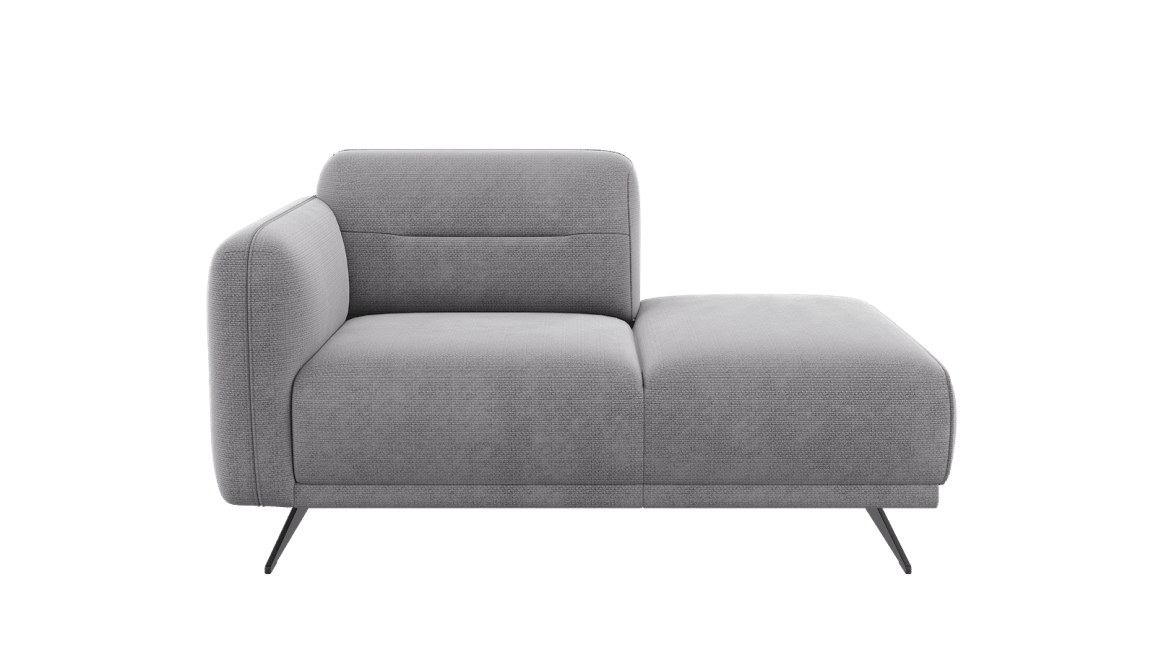 XOOON - Halifax - Skandinavisches Design - Sofas - element diwan links