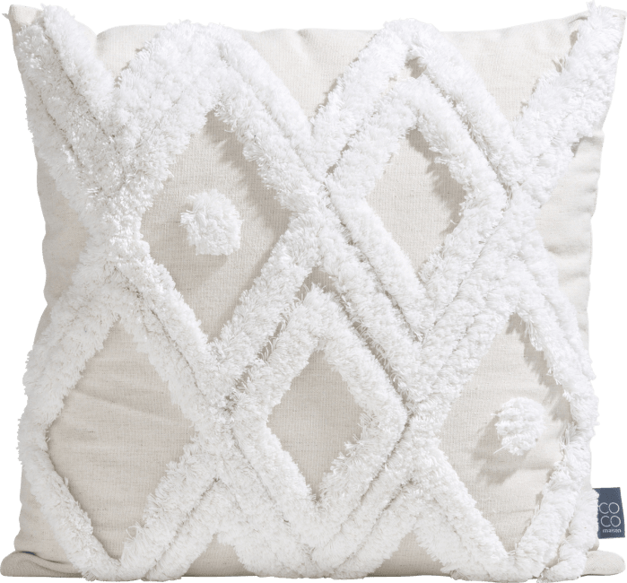 XOOON - Coco Maison - chevron cushion 45x45cm